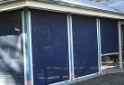 Rocky Hall Clear pvc blinds 3